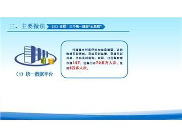 """安溪创建全国首家""""云总院"""":今年已服务71万多人次"""